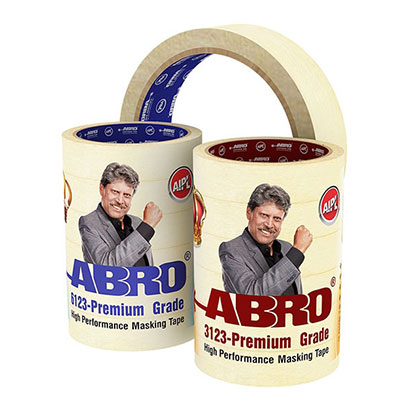 abro masking tape for carpenters and painters