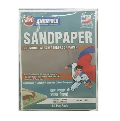 Latex Sand Paper