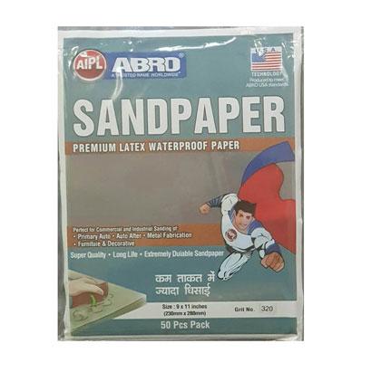 Latex Sand Paper